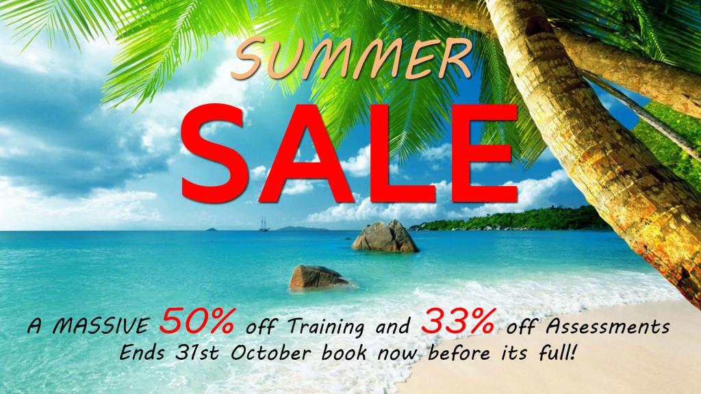 Summer Sale Text Version